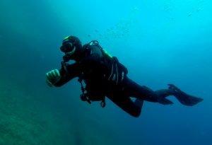 articoli subacquei ricreativi e tecnici