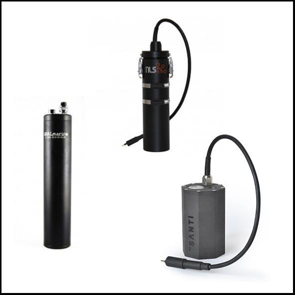 pacco batteria sub