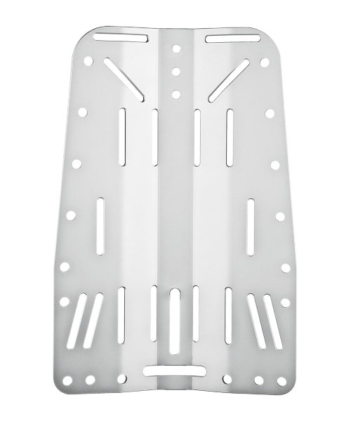 Xdeep Backplate in Alluminio