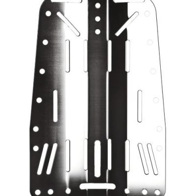 Xdeep Backplate in Acciaio
