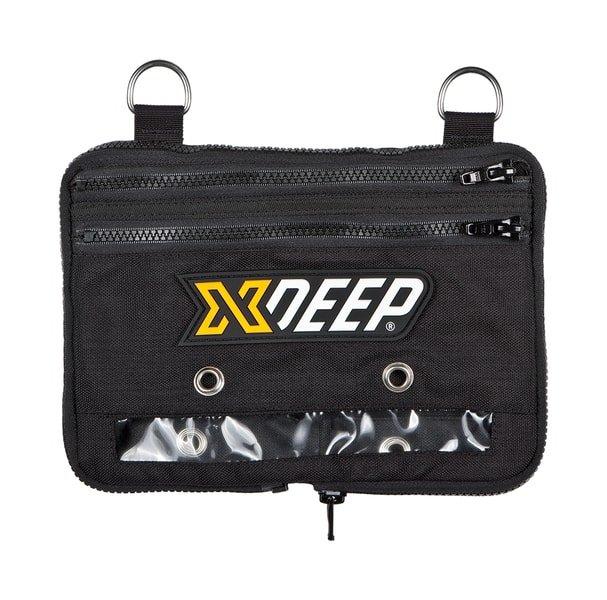 xdeep expandable cargo pouch con cerniere chiuse
