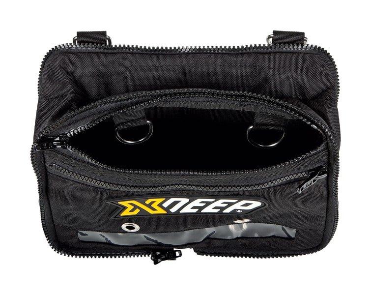 vano interno della xdeep expandable cargo pouch