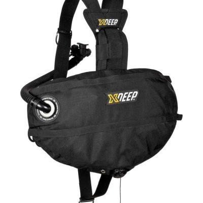 xdeep stealth posteriore traverso