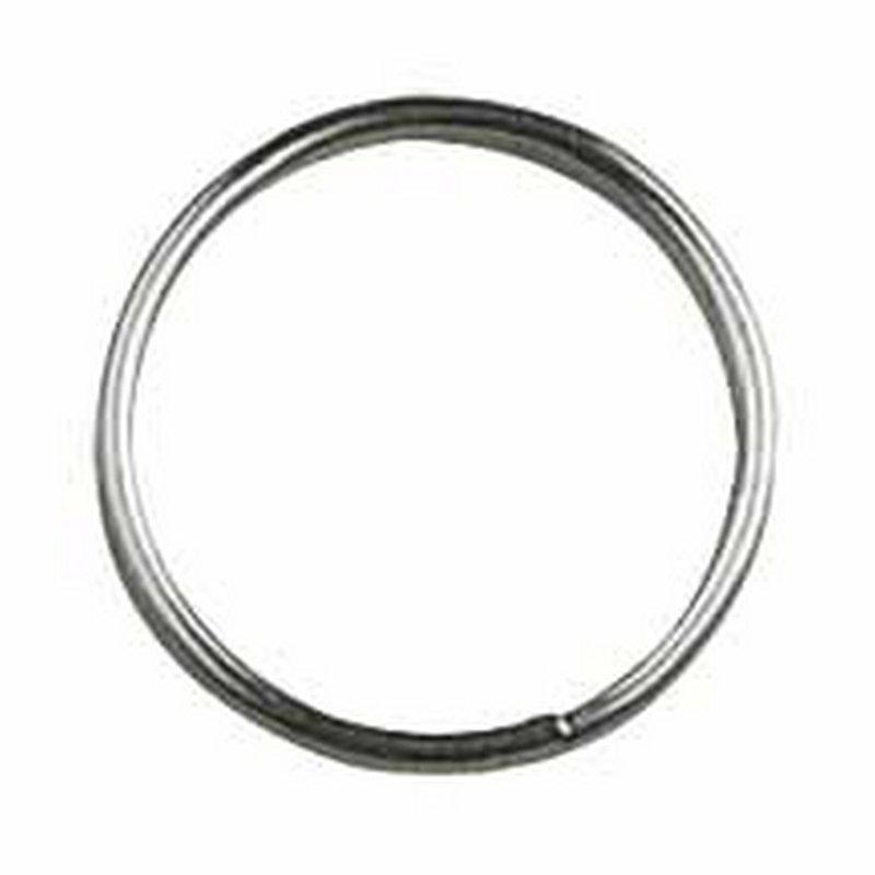 anello a spirale inox