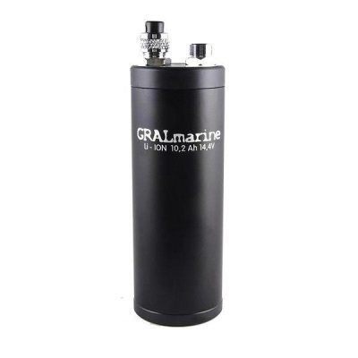 GRALmarine Batteria 10.2 Ah