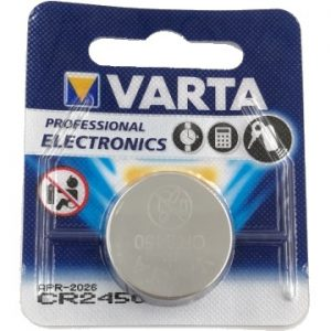 Batteria CR2450 3V
