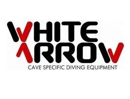logo white arrow