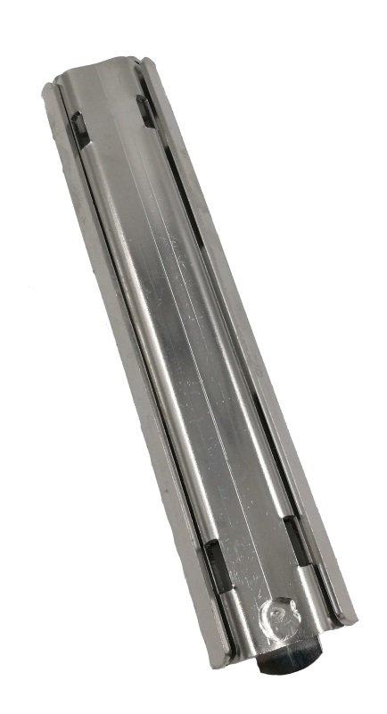 Slitta acciaio inox comoda slitta per il fissaggio di for Scatolati in acciaio inox