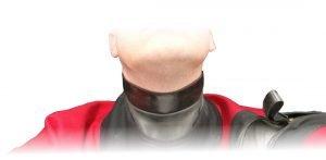 collo in silicone protezione collo