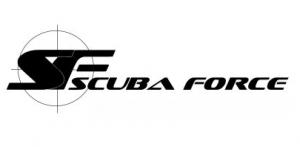 logo scuba force deep stop